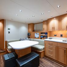 Amicitia Yacht Crew Area