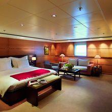 Turama Yacht VIP Stateroom