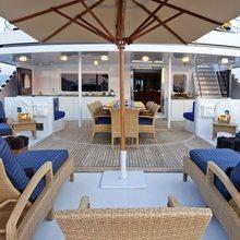 FAM Yacht Sundeck Loungers