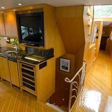 Wrigley Yacht