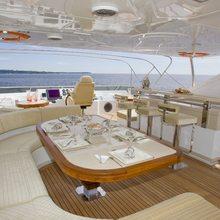 Veneta Yacht Flybridge