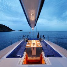 Magic Blue Yacht