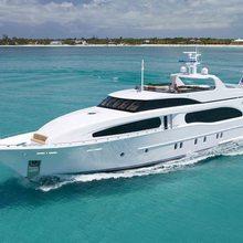 Dream Yacht Running Shot - Front View