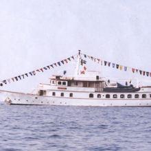 Amazon Yacht