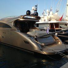 Blue Angel Yacht
