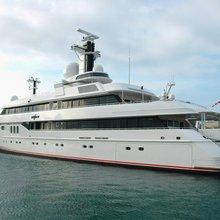 Mylin IV Yacht