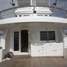 Trixie Yacht