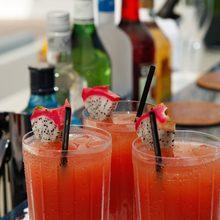 Polar Star Yacht Cocktails