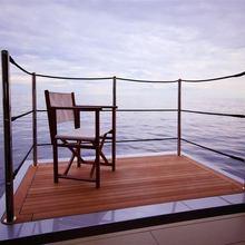 Bliss Easy Yacht Balcony