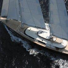 Caoz 14 Yacht Overhead View