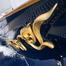 Fleurtje Yacht Exterior Detail