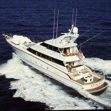 Seacall Yacht Running Shot