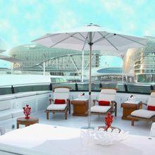 Constance Yacht Upper Sun Deck