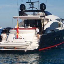 Yansika Yacht