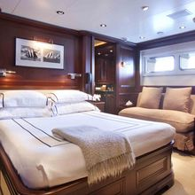 Koo Yacht First Guest Stateroom - Seating