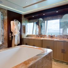 Blind Date Yacht Master Bathroom