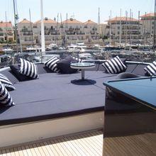 The Devocean Yacht Sunpads