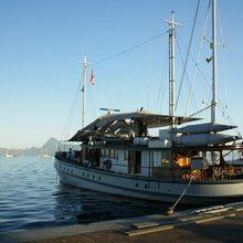 Westward Yacht
