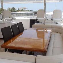 Bad Romance IV Yacht