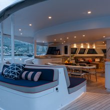 Ultra Vires Yacht