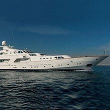 Something Cool Yacht Profile