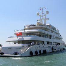 Tueq Yacht