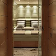 Maxima Star Yacht View into Stateroom