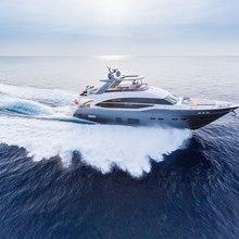 Shades of Grey Yacht