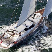 Valquest Yacht Running Shot - Rear View