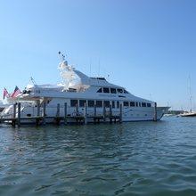 Indiscretion Yacht