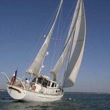 Scheherazade Yacht