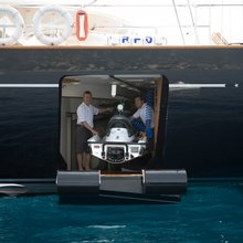 Caoz 14 Yacht Tender Launch