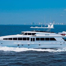 Risk & Reward Yacht Side View