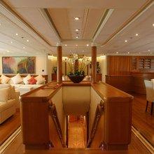 M5 Yacht Stairwell