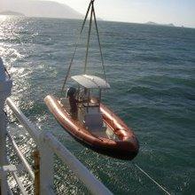 Sarsen Yacht Tender Launch