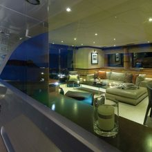 Chosen One Yacht Looking In