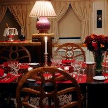 Talitha Yacht Dining - Close