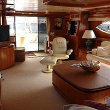 Lady Katana Yacht
