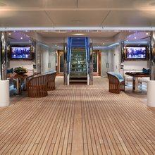 Pegasus VIII Yacht Deck 2