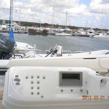 Princess Claudia Yacht
