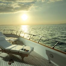 Something Cool Yacht Sun Loungers