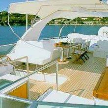 White Secret Yacht