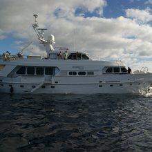 Suakin Yacht