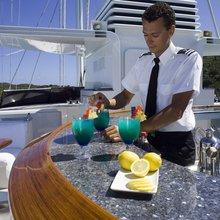 FAM Yacht Cocktails