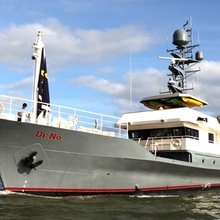Dr No Yacht