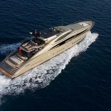 Hokulani Yacht Aerial