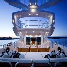 Be On It Yacht External Dining