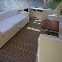 Mochi Craft 23m Hybrid Yacht