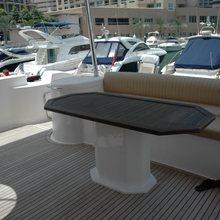 Dubai Marine 85 Yacht