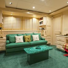 FAM Yacht Private Lounge